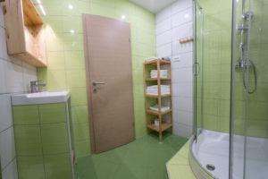 Apartma Bike - kopalnica