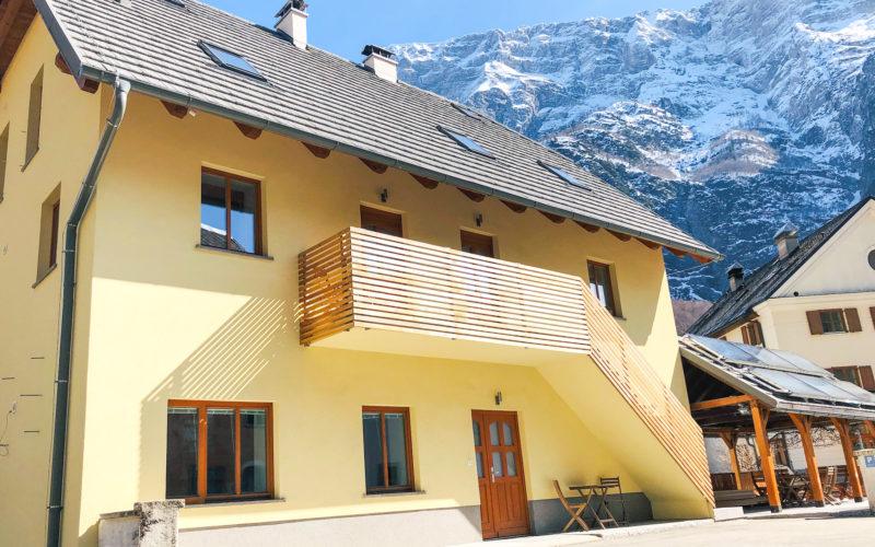 Willkommen in Hiša Urška Ferienwohnungen